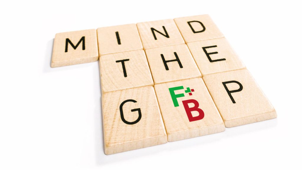 Logo Fasse + Bieger Mind the gap