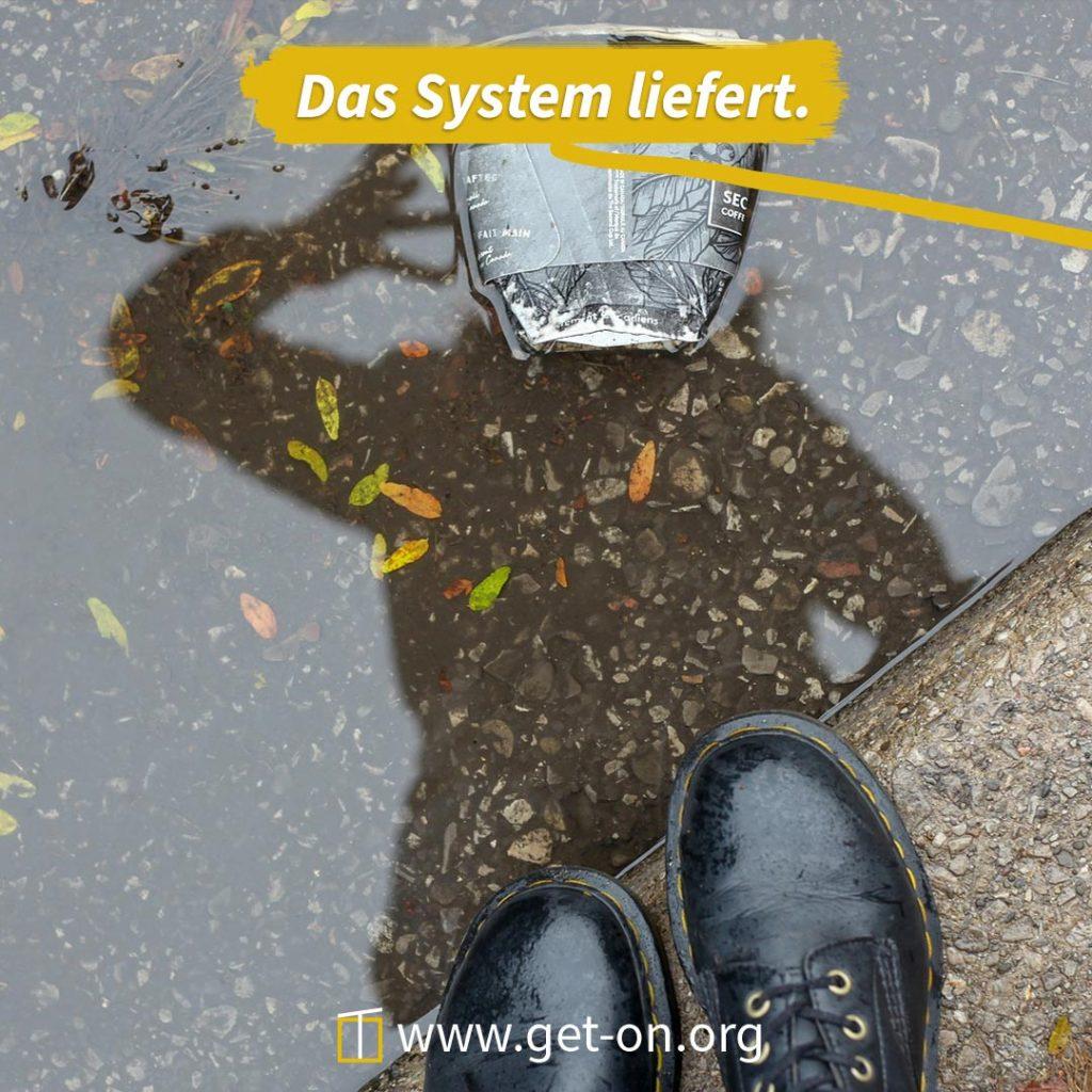 Das System liefert